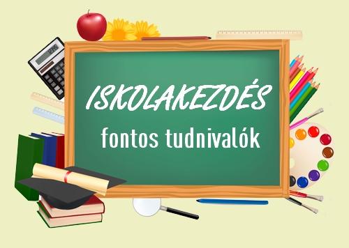 Új tanév: szeptember 9-én kezdődik az iskola, egy vakációval kevesebb lesz