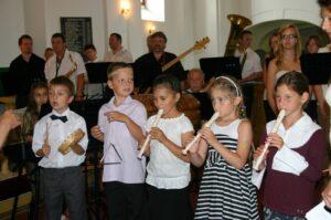 pilisi zeneiskola
